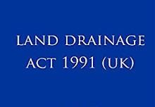 land-drainage-act